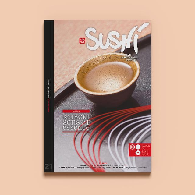 France Sushi-Dossier Kaiseki